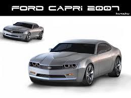 ford capri concept