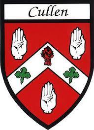 cullen coat of arms