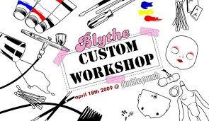 customize blythe