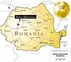map of transylvania romania