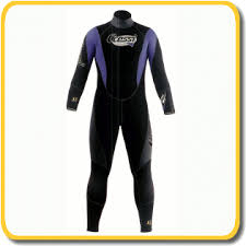 semi dry suits