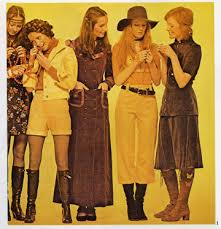 seventies fashion photos