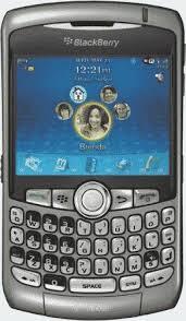 blackberry curve 8320 smartphone