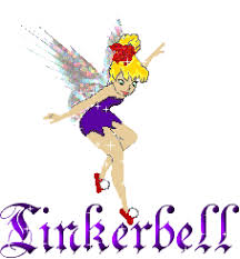 purple tinkerbell