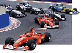 motor racing cars