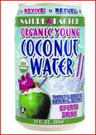 organic coconut juice