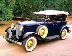 1932 model a ford