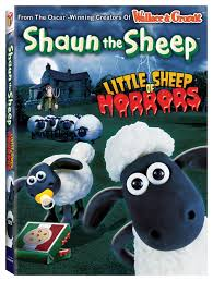 shaun the sheep little sheep of horrors