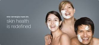 skin care advertising