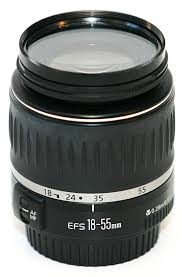18 55mm lenses