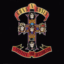 guns and roses cd