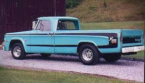 71 dodge truck