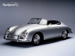 1959 porsche speedster