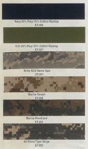 marine corp colors