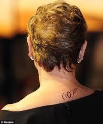 007 tattoo