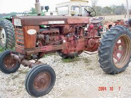 560 international tractor