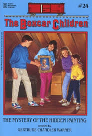 box car children books