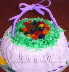 pictures of easter cakes