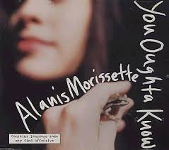 Alanis Morissette - You Oughta Know (Alternate Take)