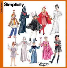 princess costume patterns