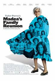 madea family reunion video