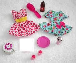 barbie clothe