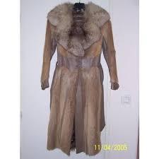 manteau fourrure