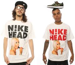 nike head shirts