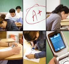 cheating at school