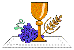 holy communion clipart