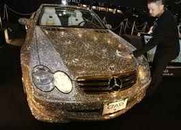 mercedes benz luxury cars
