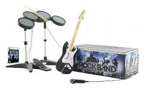 rock band instrument