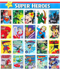 comics superheroes