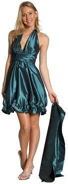 halter bubble dress