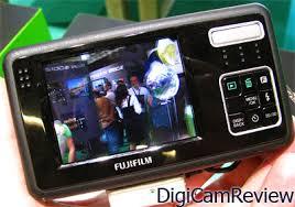 fuji 3d digital camera