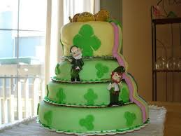st patrick day cakes