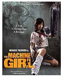 machine gun girl