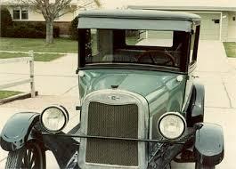 1926 chevy truck