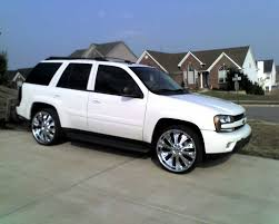 05 chevy trailblazer
