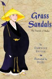 grass sandals
