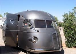 antique motor homes