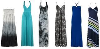 night long dresses