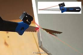 laser sawing