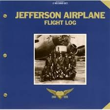 jefferson airplane flight log