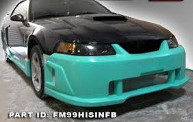 ford mustang bumpers