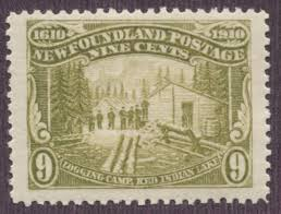 old stamp collections