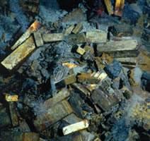 shipwrecks gold