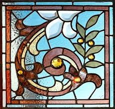 modern stain glass windows