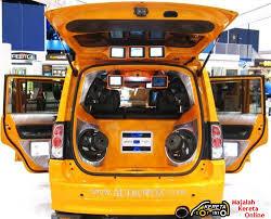 cars audio system