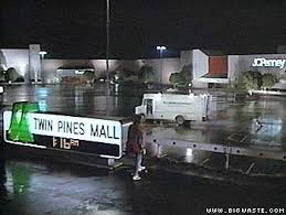 back to the future mall